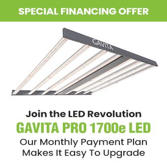 Gavita Pro 1700e LED lights