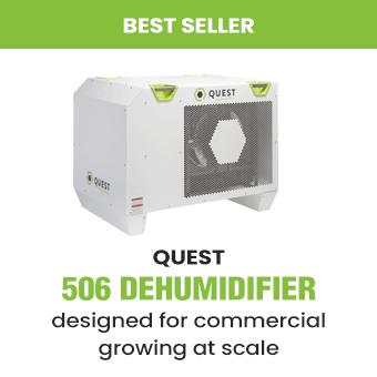Quest dehumidifier promo