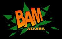 BAM Alaska cannabis logo