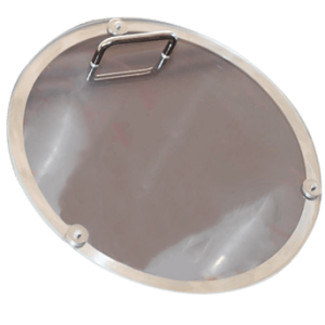 High-Tech shredder lid
