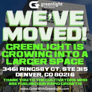 Greenlight has moved