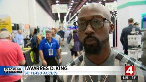 Tavarres King