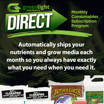 Greenlight DIRECT Monthly Consumables Subscription Program
